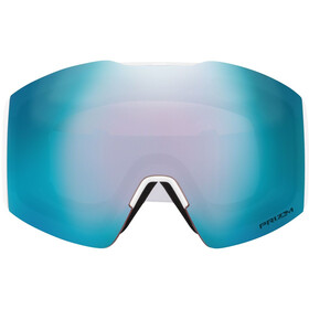 Oakley Fall Line XL Snow Goggles Men white/prizm snow sapphire iridium